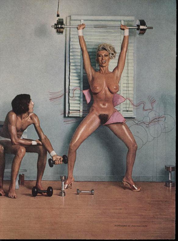 Naked girls lifting weights, videos of naked lebanese girls